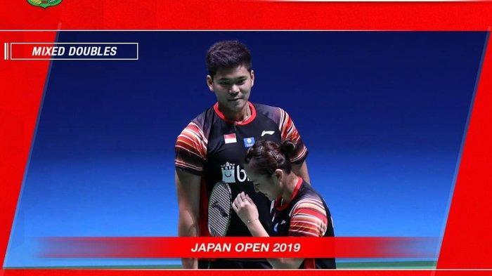 Hasil Japan Open 2019-Bungkam Unggulan ke-4 dalam Waktu 31 Menit, Praveen/Melati Melaju ke Semifinal
