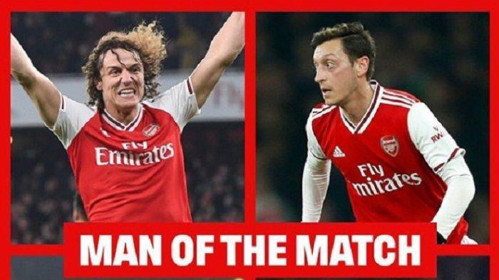 Hasil & Klasemen Liga Inggris, Video Gol Arsenal Bungkam Man Utd, Chelsea Seri, Tottenham Keok