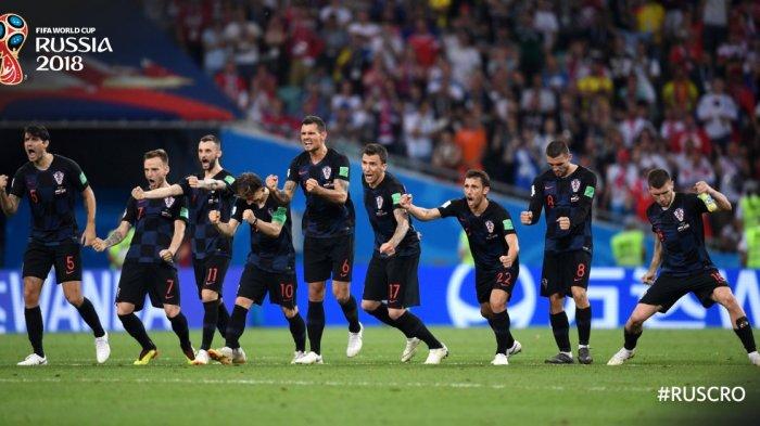 Komisioner KPU Sulbar Ini Jagokan Kroasia di Final Piala Dunia 2018