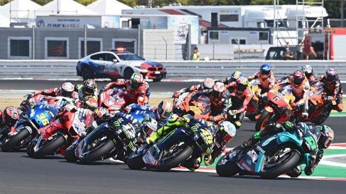Live Streaming, Tunggu Hasil Kualifikasi MotoGP Aragon Spanyol Hari Ini, Mundur dan Penyebab