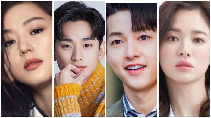 7 Artis dan Aktor Termahal 2021 Jun Ji Hyun Teratas Disusul Ex Pasangan Soog Joong Ki-Song Hye Kyo