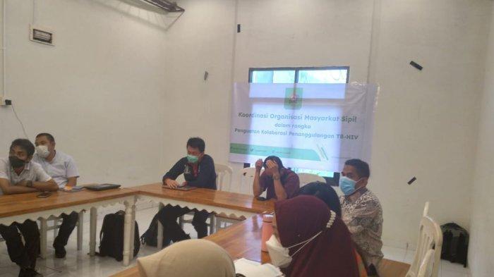 Perkuat Kolaborasi Tanggulangi TB-HIV, Yamali TB Sulsel Inisiasi Pertemuan Lintas Sektor di Makassar