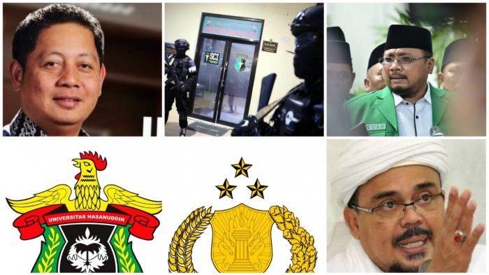 Kejadian Viral Pekan Pertama Januari 2021, Dari RMS, Teroris Makassar, Yaqut, Hingga Rizieq Shihab