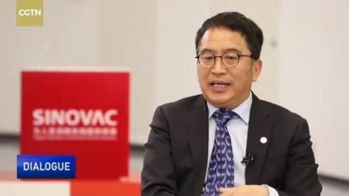 Rekam Jejak CEO Sinovac Weidong Yin Dari Dokter Pernah Digugat Pemegang Saham dan Suap BPOM China