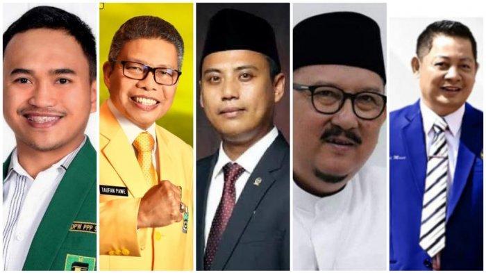 Imam Fauzan Cetak Sejarah Tapi Ketua Partai Sulsel Masih Didominasi Kalangan dari Generasi X