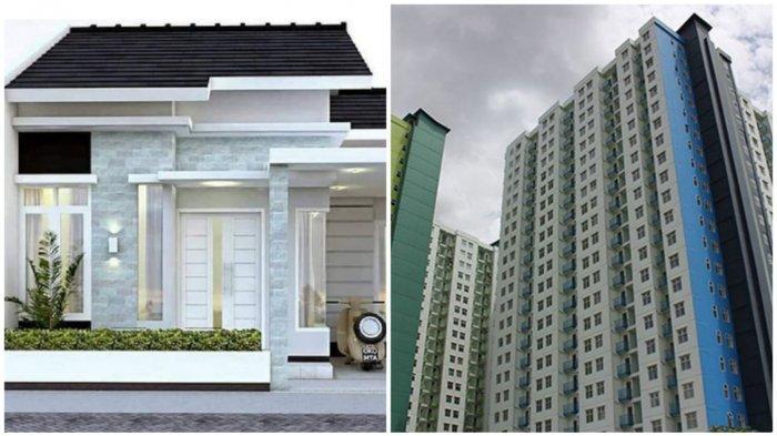 Beli Rumah atau Apartemen? Cek Kelebihan dan Kekurangan Sebelum Putuskan Berinvestasi