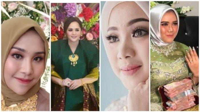 Pernikahan Dari Pengusaha Hingga Lurah Menggemparkan Jagad Sosial Media Sepanjang Tahun 2020