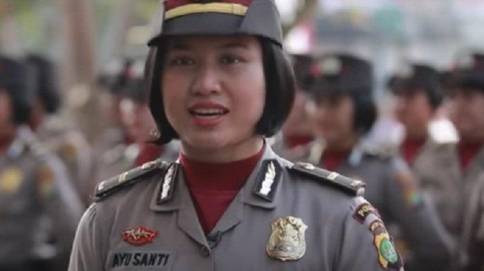 Penjahat Takuti Iptu Santi Sejak Ingin Menembak 2 Bandit Penganggu Remaja di Jakarta Pusat