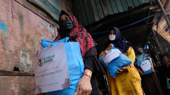 Relawan Kawan Sandi Deklarasi Tokoh Turunan Bugis Sandiaga Uno Maju Capres 2024 di Makassar