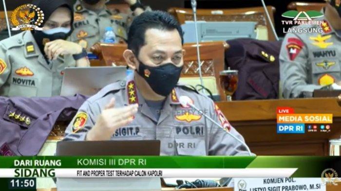 Legislator Sulsel Supriansa Singgung Jenderal Polisi Terlibat di Kasus Djoko Tjandra ke Listyo Sigit