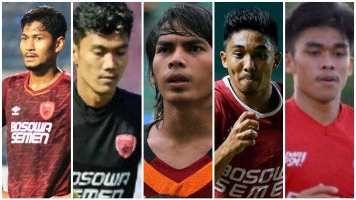 Daftar Lima Pemain Lokal Termahal PSM Makassar