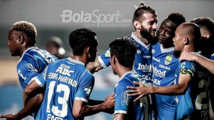Jadwal Laga 'Neraka' Persib Bandung Lawan 7 Tim Elite Seri Pertama Liga 1 2021