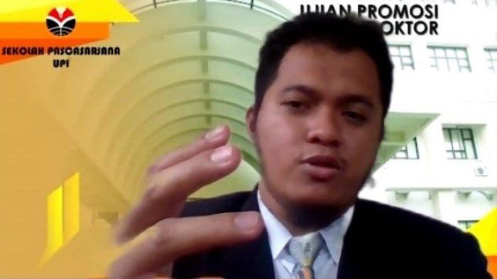 Alumnus Boston University USA, Lelaki Asal Palopo Rahmat Fadhli Sudah Jadi Doktor di UPI Bandung