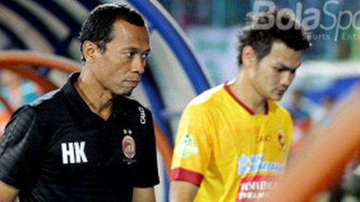 Tak Lagi Jadi Pelatih Kiper PSM Makassar Kini Hendro Kartiko Pulang Kampung ke Jawa Timur