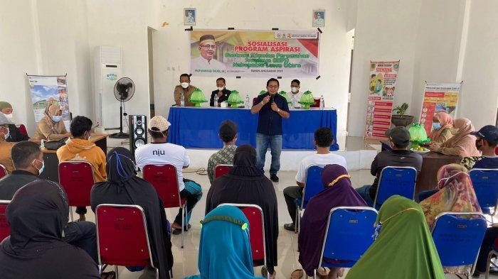 PUPR Bedah 150 Rumah Warga Lutra Ternaya dari Aspirasi Anggota DPR RI Muhammad Fauzi