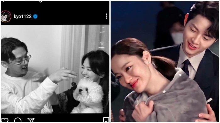 Mesra Mana? Song Joong ki-Jeon Yeo Bin atau Song Hye Kyo-Yoo Ah In