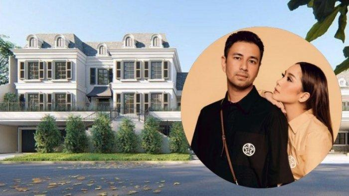 Raffi Ahmad Bangun Rumah Mewah Hingga Punya 2 Lift Mobil, Rumah Setya Novanto Kalah?