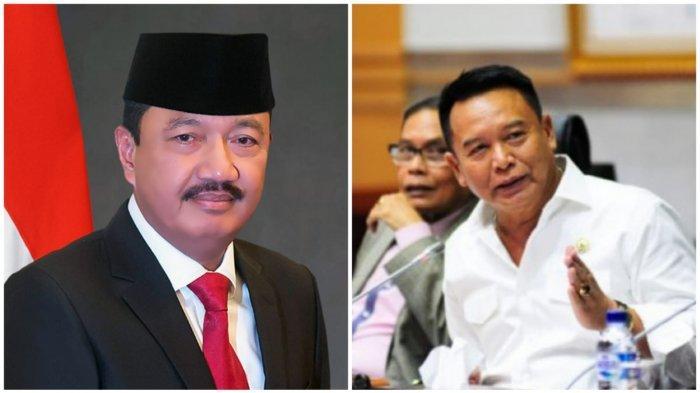 Legislator PDIP TB Hasanuddin Pertanyakan Landasan Hukum BIN Turun Langsung Vaksinasi Warga