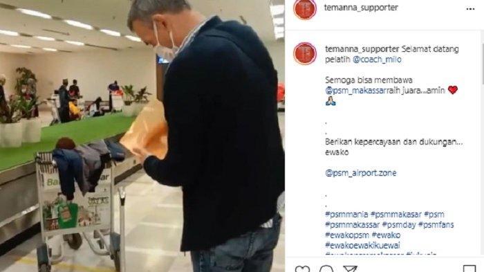 Mesranya, Cara Istri Pelatih PSM Rayakan Kebahagiaan di Milad Milomir Selsija