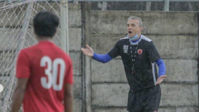 Hanya 13 Pemain PSM Siap Tempur di Liga 1 2021, Milomir Seslija Cari 5 Amunisi Baru, Ini Kandidatnya