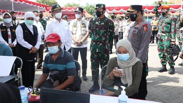 Kisah Panglima TNI Hadi Tjahjanto Tolak Makanan Prajurit Marinir di Jawa Timur
