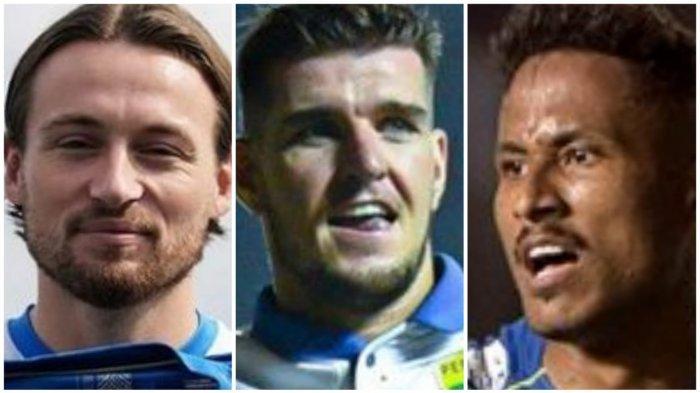 Persib Bandung Kumpulkan Tiga Pemain Termahal di Indonesia Jelang Liga 1 2021