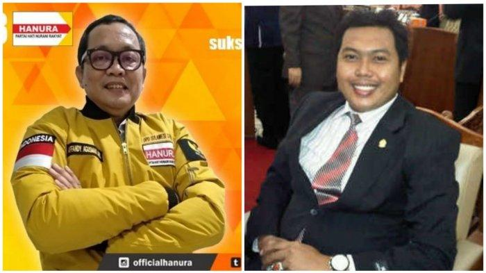 Habis Mukhtar Tompo Cs, Kini Affandy Agusman Tinggalkan Partai Hanura Kemudian Gabung PSI