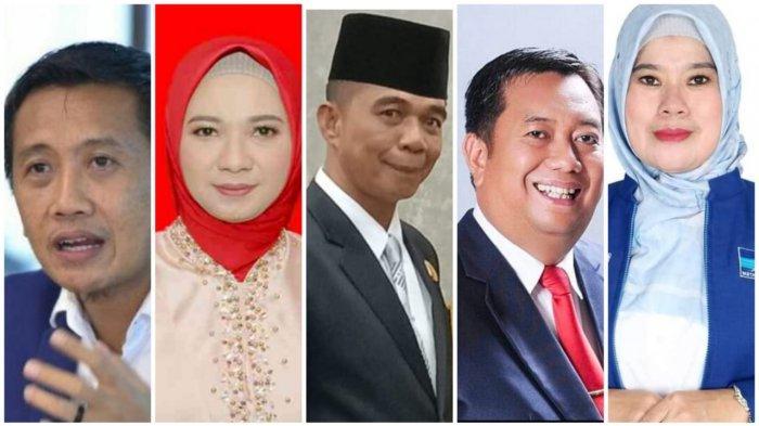 Mundur dari DPRD, 5 Legislator di Sulsel Harus Rasakan Pahitnya Kekalahan Pilkada 2020