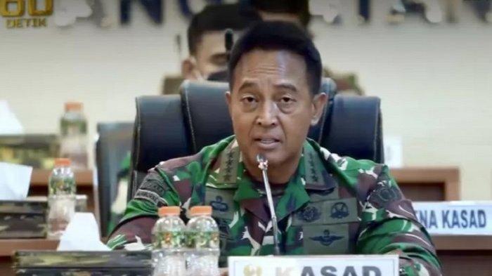 Darurat Wabah Covid-19, KSAD Jenderal Andika Perkasa Turun Tangan Hingga Buat RS Darurat