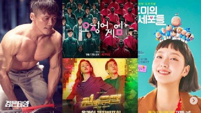 4 Drama Korea Terbaru Bulan September, BIN Sampai Ikut Biayai dan Sponsori Drakor The Veil