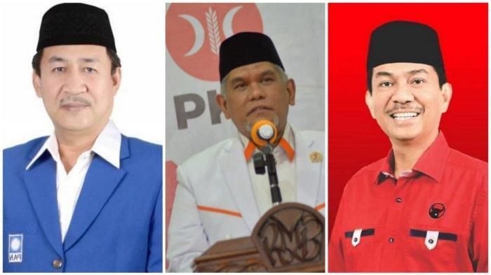 Beredar Surat Nurdin Abdullah Diberhentikan, Respon Kahfi, Amri Arsyid, ARW Soal Peluang Jadi Wagub