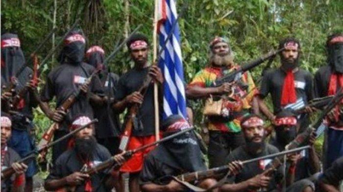 Terungkap KKB Papua Pakai 2 Jalur ke Luar Negeri Dapat Senjata Api, Sisi Lain Anggota Brimob Pulkam