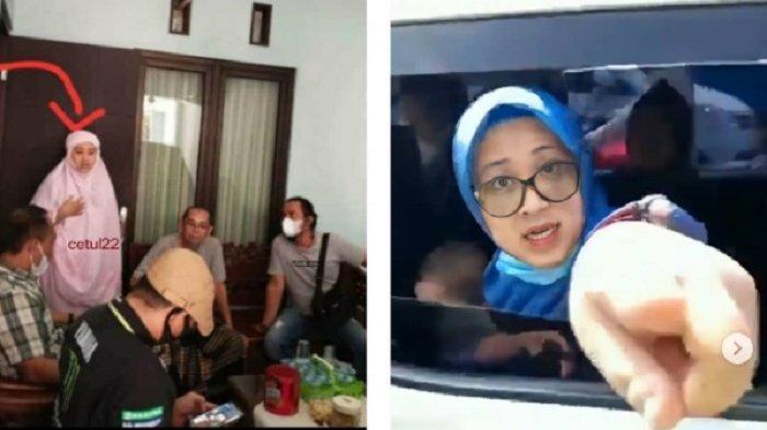 Masih Ingat Ibu Mengamuk dan Keluarkan Kata Kasar ke Polisi Jawa Barat Kini Dia Dalam Masalah Besar