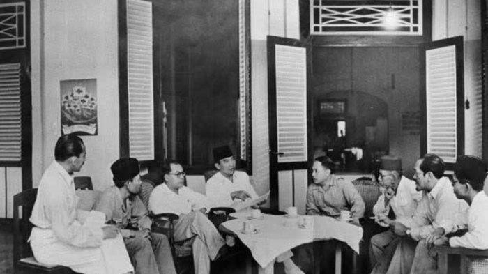 Masih Ingat Sejarah 22 Juni 1945, Hari Dimana Lahirnya Piagam Jakarta Cikal Bakal Pancasila