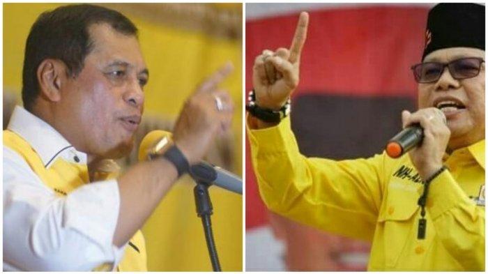 Beda Langkah Politik Nurdin Halid 'Ngebet' Maju Pilgub Sulsel 2024, Taufan Pawe Urus Airlangga