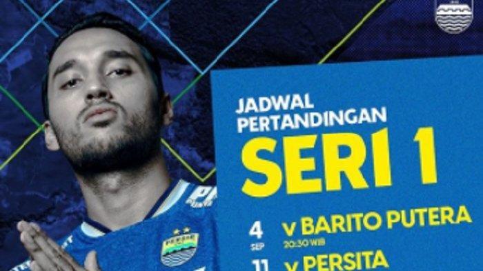 Tim Bertabur Pemain Bintang di Liga 1 2021, Komisaris Persib Bandung: Kami Target Juara