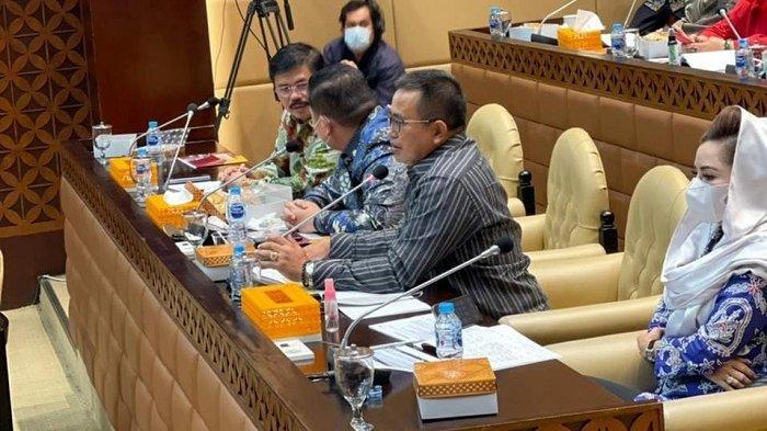 Muhammad Fauzi Minta Menteri PUPR Perhatikan Infrastruktur Sulsel 'Jalan Nasional Memprihatinkan'