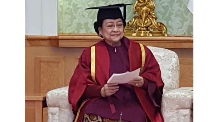 Dirjen Kementerian Pendidikan Nizam Tegaskan Tak Ada Profesor Kehormatan Megawati Soekarnoputri Tapi