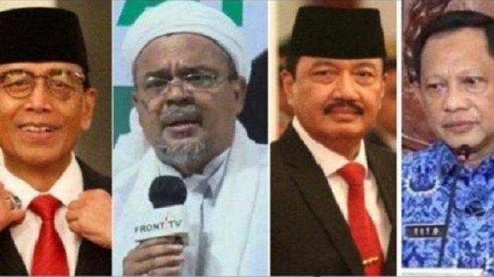 Habib Rizieq Shihab Bongkar Kesepakatan Tertulis di Depan Budi Gunawan Disaksikan Maruf Amin