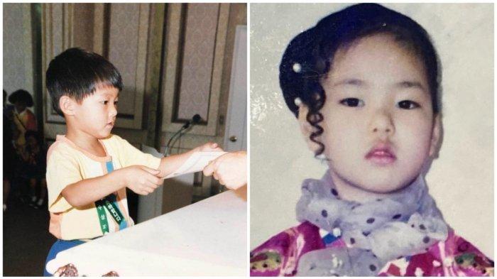 Song Joong Ki dan Jeon Yeo Bin Makin Kompak Pasang Foto Masa Kecil di Instagram