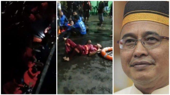 KMP Yunice Tenggelam di Selat Bali, Legislator Muhammad Fauzi Pertanyakan kelayakan Operasi Kemenhub