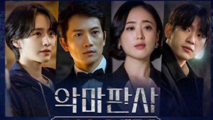 Sinopsis Drama Korea The Devil Judge: Hakim Tak Percaya Keadilan Terapkan Hukum Baru Jerat Penjahat