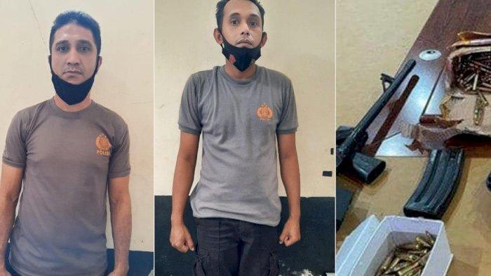 Masih Ingat 2 Oknum Polisi Pemasok Senjata Nasibnya Sudah Dipecat Kini Pengadilan Hukum Berat