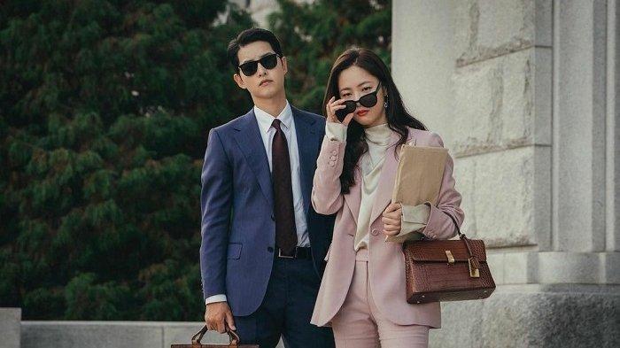 Song Joong Ki dan Jeon Yeo Bin Makin Dekat Sampai Terekam di Instagram, Pertanda Mereka Pacaran?