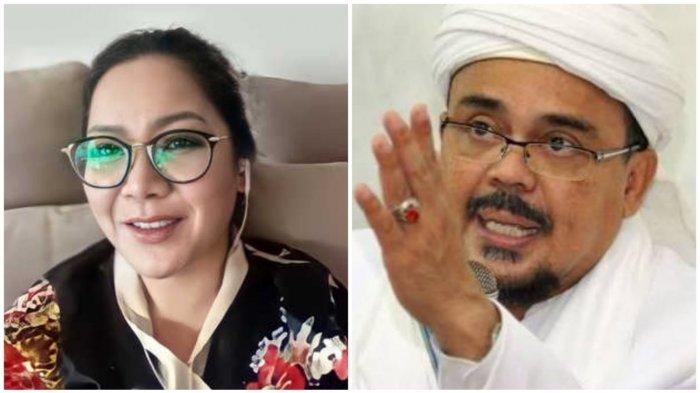 Dokter Lois Owien Bebas, Pengacara HRS: Berlakukan Proses Hukum Serupa ke Habib Rizieq