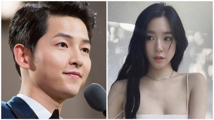 Habis Disandingkan Jeon Yeo Bin, Song Joong Ki Bakal Main Bareng Tiffany Young di Drakor Terbaru