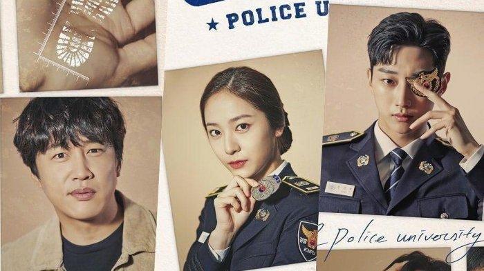 Cek Sinopsis dan Pemain Drama Korea Police University Menyita Perhatian di Pekan Ketiga