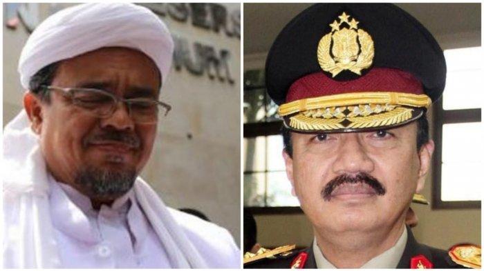Siapa Bohong? BIN Bantah Pertemuan Budi Gunawan dan Habib Rizieq Kini Ada Fakta Baru
