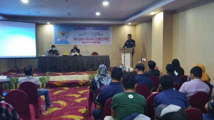 Ajiep Padindang Minta AMPI Kedepankan Ideologi Pancasila di Hadapan Aksara Alif Raja