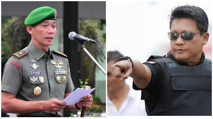 Baru Terungkap Adik Kandung Brigjen Krishna Murti Ternyata Tentara Kopassus dan Eks Ajudan Jokowi
